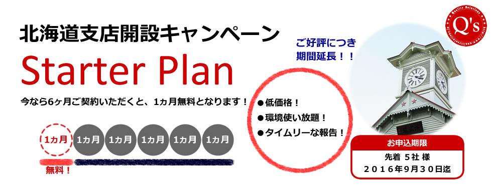 Q's Starter Plan